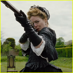 Emma Stone Stars In 'The Favourite' Trailer - Watch Now!