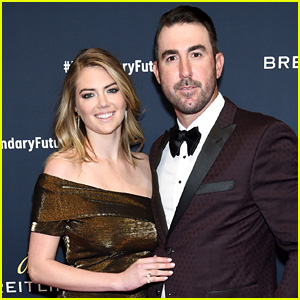 Kate Upton Is Pregnant, Expecting First Child With Husband Justin Verlander!