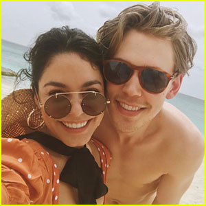 Vanessa Hudgens & Austin Butler Take Romantic Trip to Turks & Caicos!
