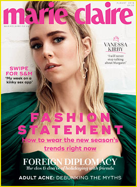 Vanessa Kirby Talks About Those Crazy Tom Cruise Rumors