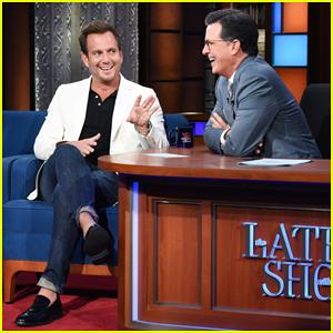 Will Arnett Tells Stephen Colbert That Summer Is Speedo Season For Him - Watch Here!