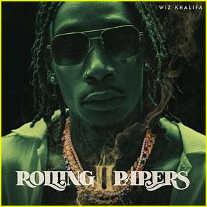 Wiz Khalifa: 'Rolling Papers 2' Album Stream & Download - Listen Now!