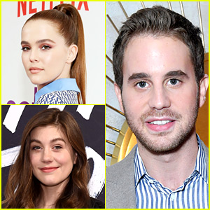 Zoey Deutch & Laura Dreyfuss Join Ben Platt in Upcoming Netflix Series!