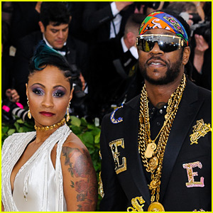 2 Chainz Marries Kesha Ward Surrounded By Celebrity Pals!