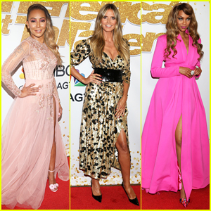 'America's Got Talent' Ladies Step Out In Style for Season 13 Third Live Quarter Finals!
