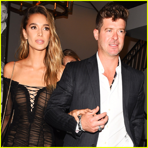 April Love Geary Reveals She Suffered a Miscarriage Before Her First Pregnancy with Robin Thicke