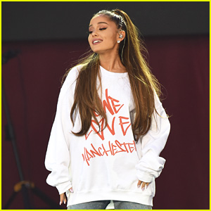 Ariana Grande Includes Tribute to Manchester Bombing Victims on New Album 'Sweetener'