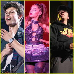Shawn Mendes, Ariana Grande & Logic Will Perform at MTV VMAs 2018!