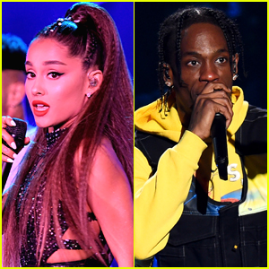 Ariana Grande Clarifies Comments Made About Travis Scott