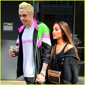 Ariana Grande Reveals If She'll Change Her Name After Marrying Pete Davidson
