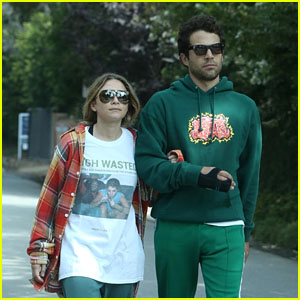 Ashley Olsen Heads Out With a Mystery Man in Los Angeles