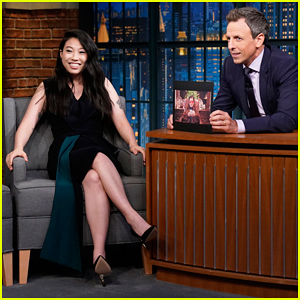 Awkwafina Reveals How She Got Slapped By A Monkey - Watch Here!