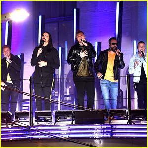 Backstreet Boys Kick Off MTV VMAs 2018 with Pre-Show Performance - Watch!