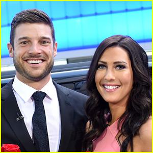 Becca Kufrin & Garrett Yrigoyen Make Their Choice for 'The Bachelor' 2019
