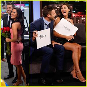 Becca Kufrin & Garrett Yrigoyen Play The Newlywed Game on 'Jimmy Kimmel Live' - Watch Here!