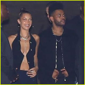 Bella Hadid & The Weeknd Party at Kylie Jenner's 21st Birthday Bash!