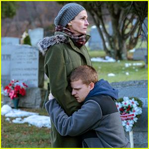 Julia Roberts & Lucas Hedges Star in 'Ben Is Back' - Watch the Teaser Trailer!