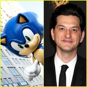 Ben Schwartz to Voice Sonic the Hedgehog for Live Action Movie!