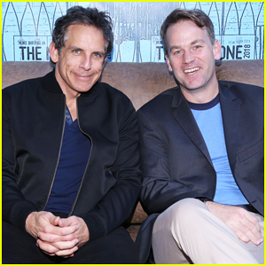 Ben Stiller Supports Mike Birbiglia at Opening Night of One Man Show, 'The New One'!