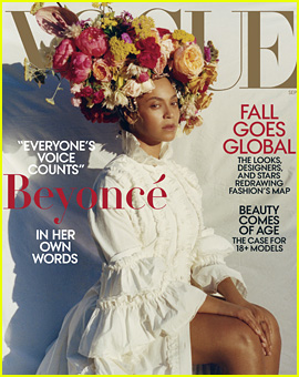 Beyonce Covers 'Vogue' September 2018 Issue - See the Pics!
