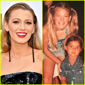 See Blake Lively Dressed Up as Baby Spice at Age 10!