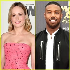 Brie Larson to Join Michael B. Jordan in 'Just Mercy'!