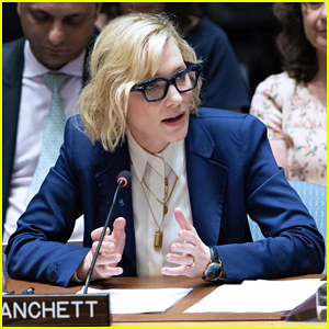 Cate Blanchett Urges More Support for Rohingya Muslims at UN Security Council - Watch Here!