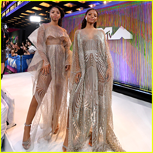 Best New Artist Nominees Chloe x Halle Go Sheer For MTV VMAs 2018