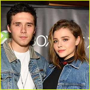 Chloe Moretz Says She's Not a Fan of PDA, Seemingly Taking a Jab at Ex Brooklyn Beckham