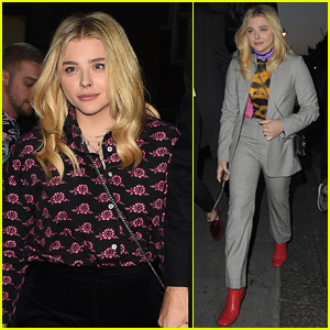Chloe Moretz Promotes 'Miseducation of Cameron Post' in London