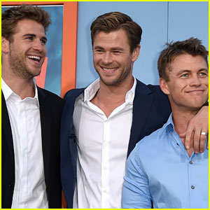 Chris Hemsworth's Brothers Write Him Sweet Birthday Messages