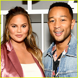 Chrissy Teigen Responds to Fan Questioning Her Long Vacation in Bali