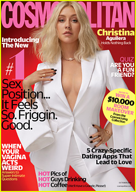 Christina Aguilera Reveals Why She Can't Date a Fellow Celebrity