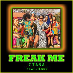Ciara: 'Freak Me' feat. Tekno - Stream, Lyrics & Download!