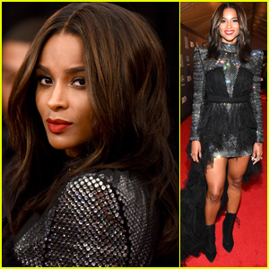 Ciara Looks Chic at Black Girls Rock 2018!