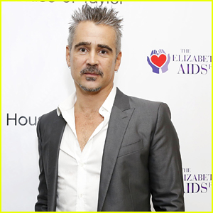 Colin Farrell Hosts House of Taylor Dinner Benefit!