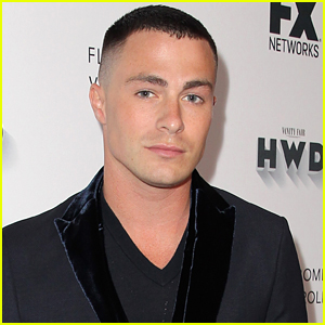 Colton Haynes Spreads His Mom's Ashes at a Lake on Her Birthday