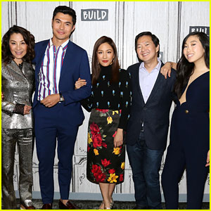 'Crazy Rich Asians' Stars Explain Why Representation Matters