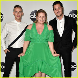 Adam Rippon, Val Chmerkovskiy & Mandy Moore Bring 'Dancing with the Stars: Juniors' to TCA Press Tour