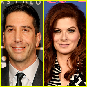 David Schwimmer Joins 'Will & Grace' as Love Interest for Grace!