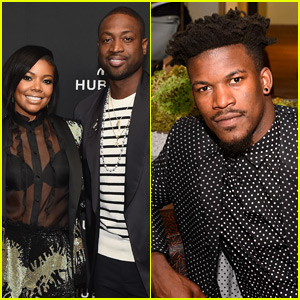 Dwyane Wade Calls Out Former Teammate Jimmy Butler Over His Comment on Gabrielle Union's Instagram Photo