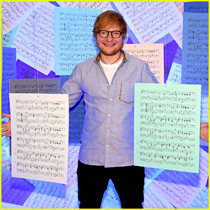 Ed Sheeran Attends 'Songwriter' Premiere at Apple Music Presents in LA!