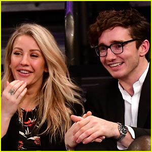 Ellie Goulding Is Engaged to Caspar Jopling!