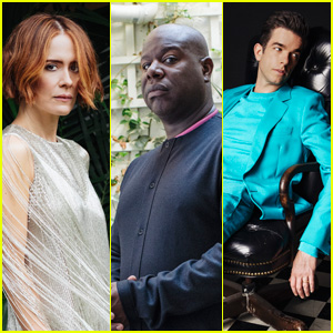 Sarah Paulson, Steve McQueen, John Mulaney & More Announced as Esquire's Mavericks of Hollywood 2018!