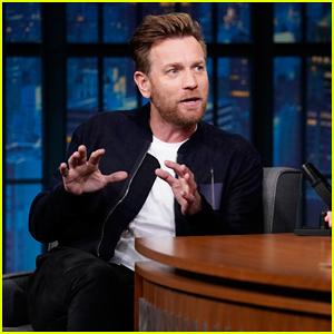 Ewan McGregor Reveals 'Christopher Robin's Movie Magic!