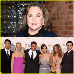 Kathleen Turner Says She 'Didn't Feel Very Welcomed' By 'Friends' Cast