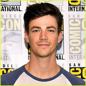 Grant Gustin Fires Back at Body Shamers Over Leaked Photo of 'The Flash' Suit