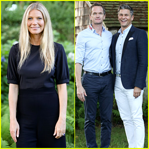 Gwyneth Paltrow, Neil Patrick Harris, & More Support GOOD+ Foundation at Hamptons Dinner