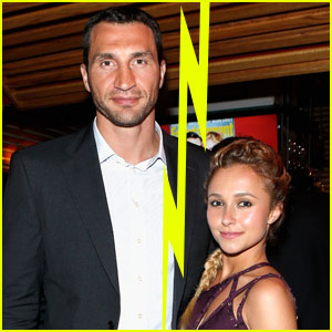 Hayden Panettiere & Wladimir Klitschko Reportedly Split After 9 Years Together