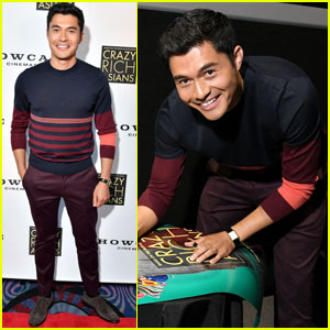 Henry Golding Hosts 'Crazy Rich Asians' Screening in New York
